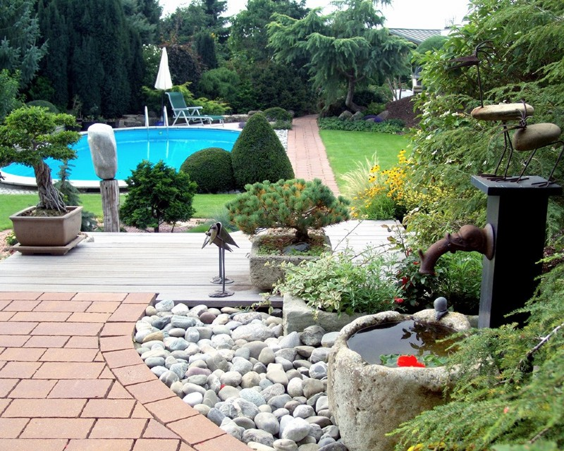 Gartengestaltung Schlierbach - OHO Optimierte Heim- und ...